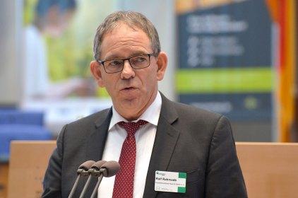 Ralf Rahmede, direttore Herstellerverband Haus & Garten