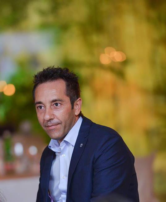 Salvatore Pipitone, responsabile marketing e sviluppo