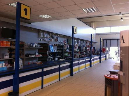 Il negozio di Petrosino