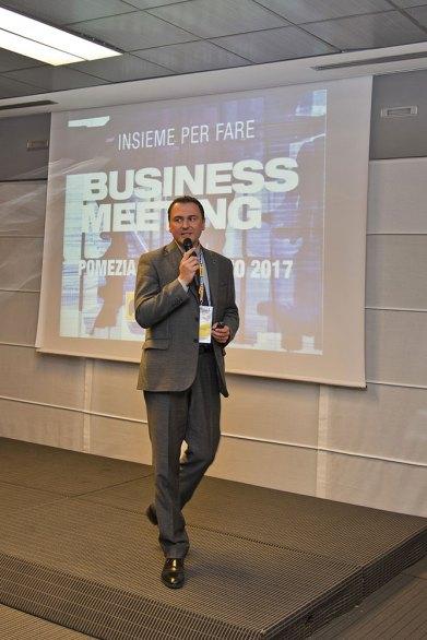 XXI Business Meeting Bricofer