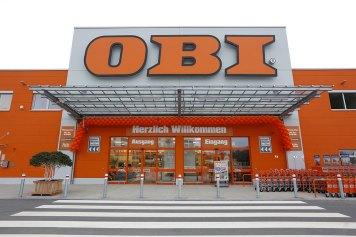 Obi a Düsseldorf-Heerdt