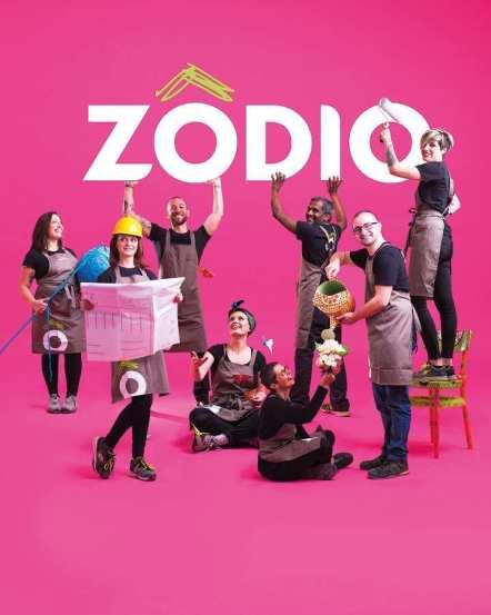 Il Team di Zodio a Busnago