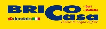 Il logo dei centri bricolage di Bari e Molfetta