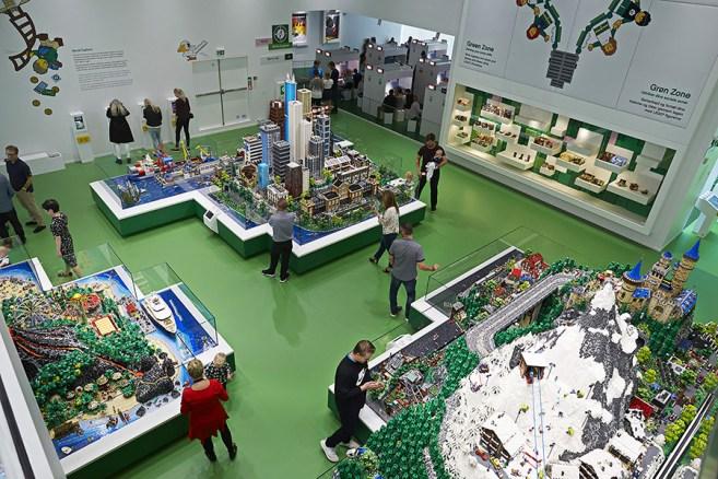 LEGO House a Billlund, Danimarca
