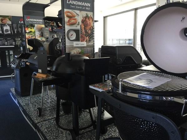 I barbecue Landmann arrivano in Italia