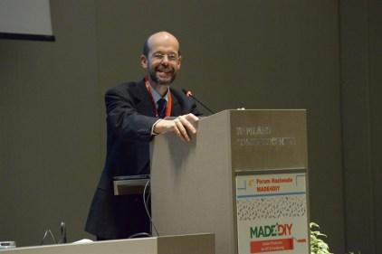 Riccardo Puglisi professore di Economia, Finanza e Mass Media - Università di Pavia