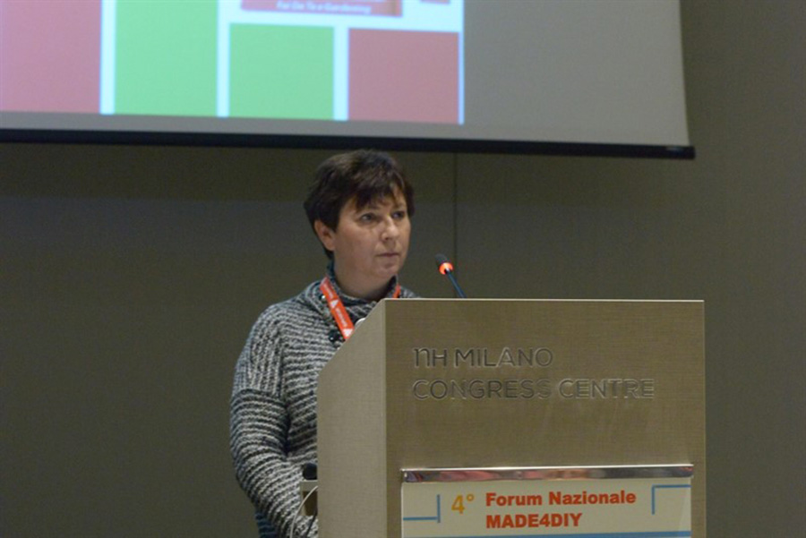 Giulia Arrigoni, direttore editoriale www.diyandgarden.com