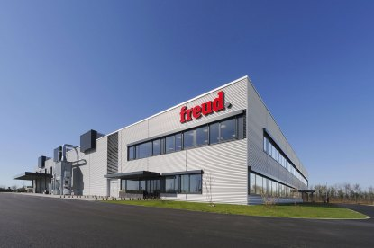 La nuova sede freud Spa a Pavia di Udine (UD)