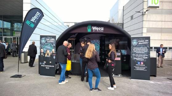 Wera, Eisenwarenmesse 2018