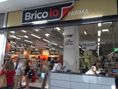 Bricoio a Parma
