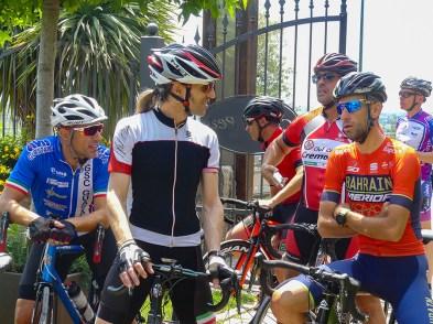 Lavorwash: una pedalata con il campione Vincenzo Nibali