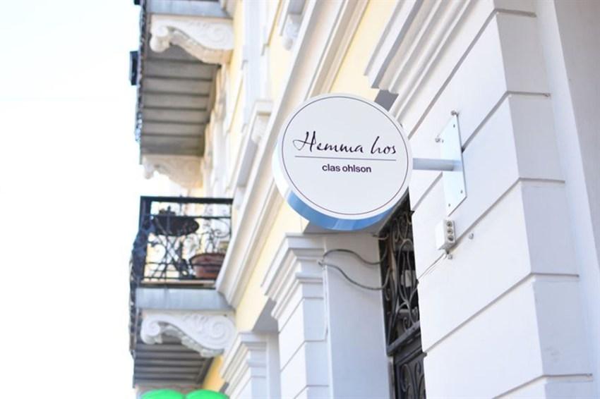 """Hemma hos Clas Ohlson"" a Oslo, Norvegia"
