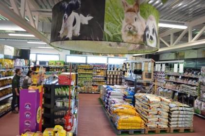 tuttoGIARDINO Arco, Area PET Shop