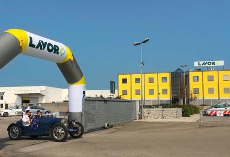 Lavor sponsor del Gran Premio Nuvolari 2018