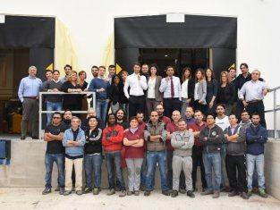 Lo staff Rinaldo Franco Spa