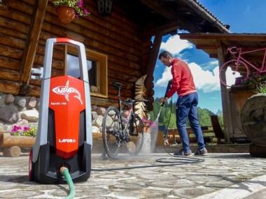 high pressure washer Lavor Squalo 140