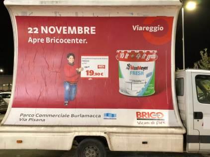 Bricocenter a Viareggio (LU)