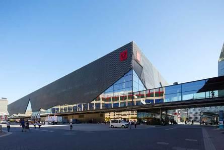 La nuova Hall 12.0 di Messe Frankfurt