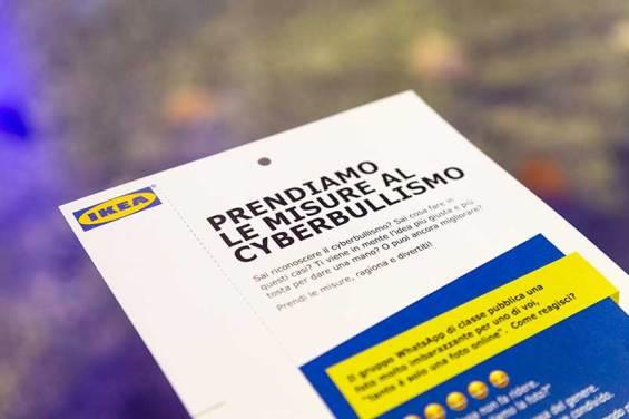 Ikea presenta la campagna #NotInMyHomePage
