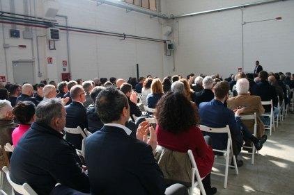 1. Cerimonia di inaugurazione nuova sede Rinaldo Franco S.p.A.