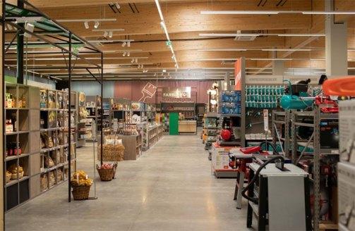 Nuovo concept Lagerhaus a Vienna, in Austria
