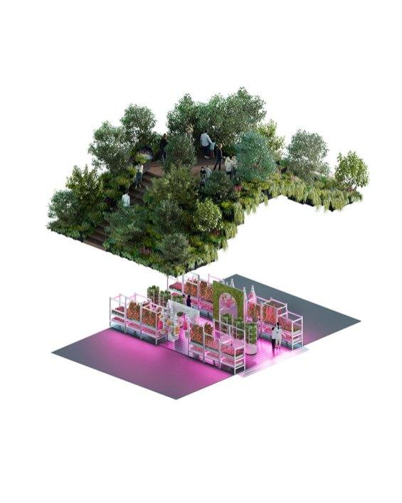 """Il progetto """"Gardening will Save the World"""" di Ikea e Tom Dixton per il Chelsea Flower Show"""