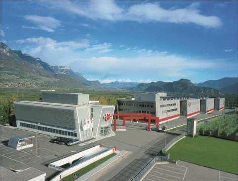 Sede Legale e Amministrativa di Egna (Bolzano) di Würth Italia