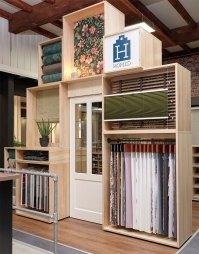 Homed è il nuovo shop in shop dedicato al tessile