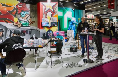Creativeworld 2019, Messe Frankfurt