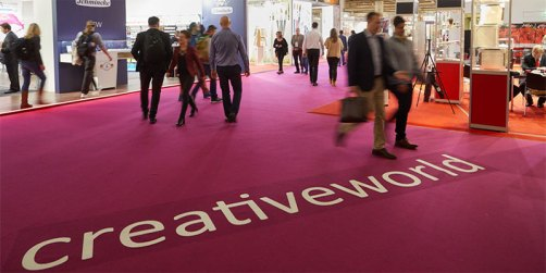 Creativeworld 2019, Messe Frankfurt
