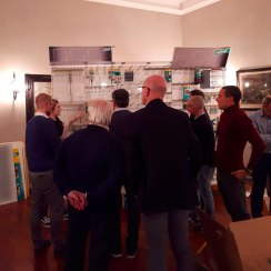 L'annuale meeting Wolcraft