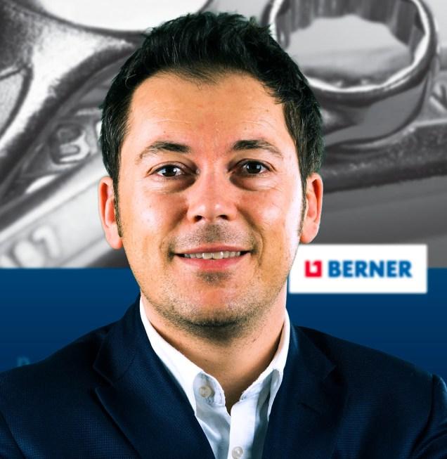Alessandro Da Ronche, business development manager BernerItalia
