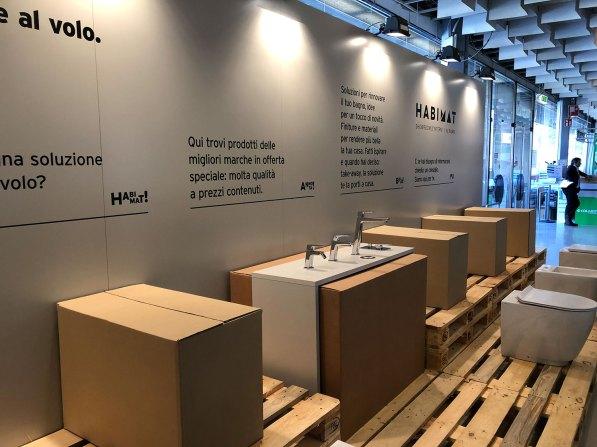 La presentazione del nuovo concept HABIMAT A BigMarket