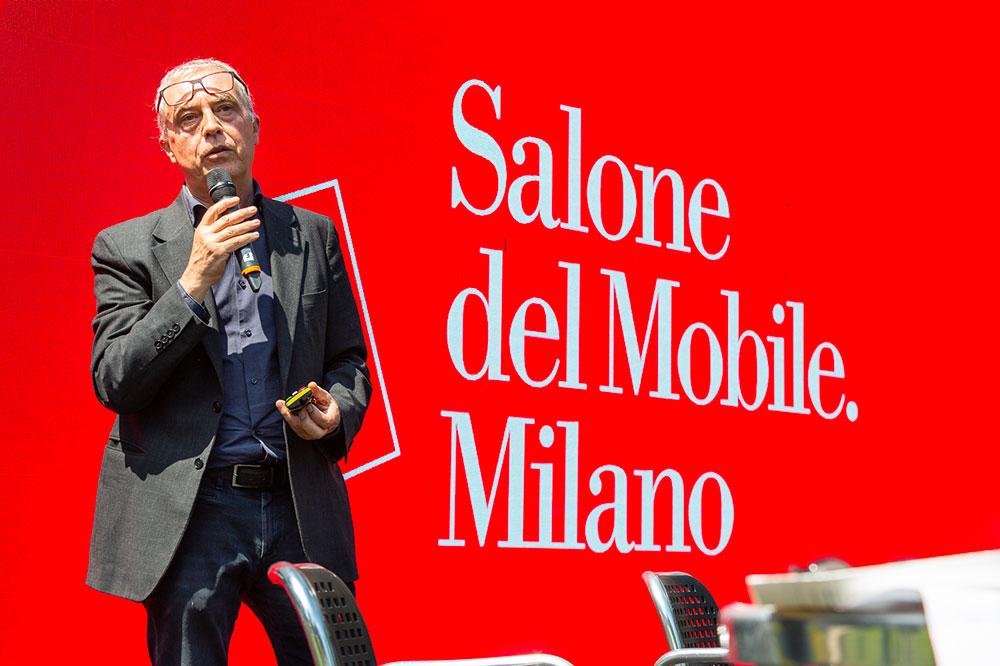 Stefano Boeri, Salone del Mobile.Milano