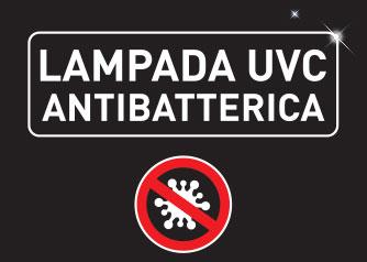 LAMPADA UCV ANTIBATTERICA