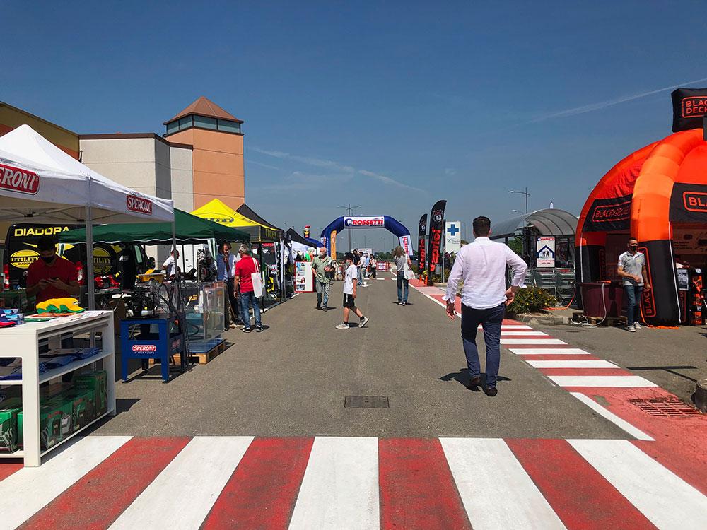 stand rossetti market