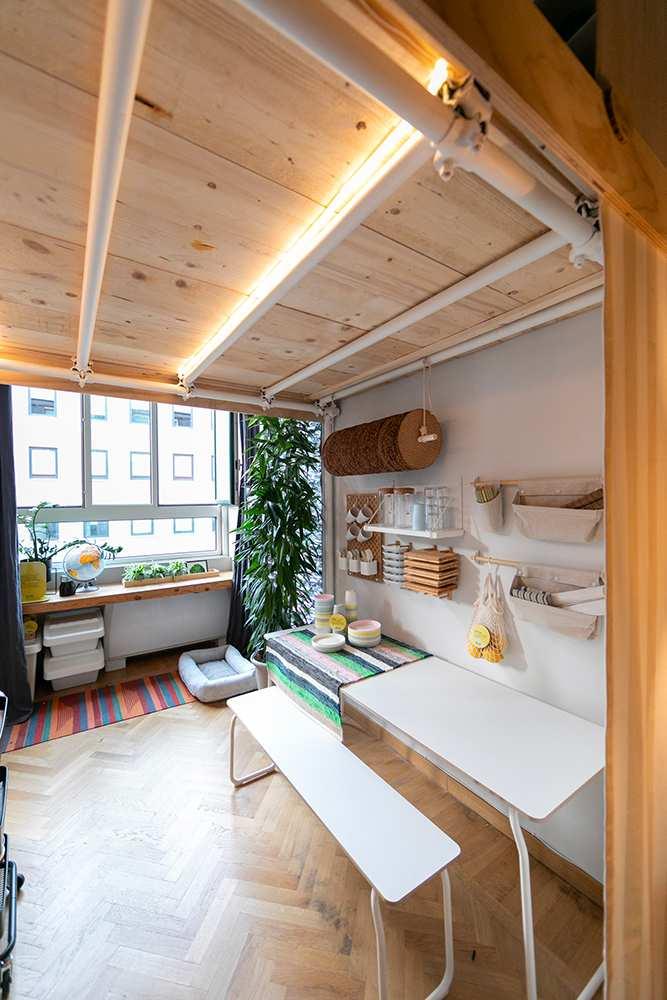 """""""Temporary Home"""" di Ikea presso Base Milano"""