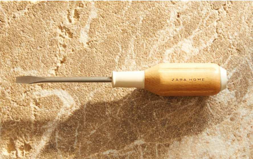 La nuova gamma per il bricolage a marchio Zara