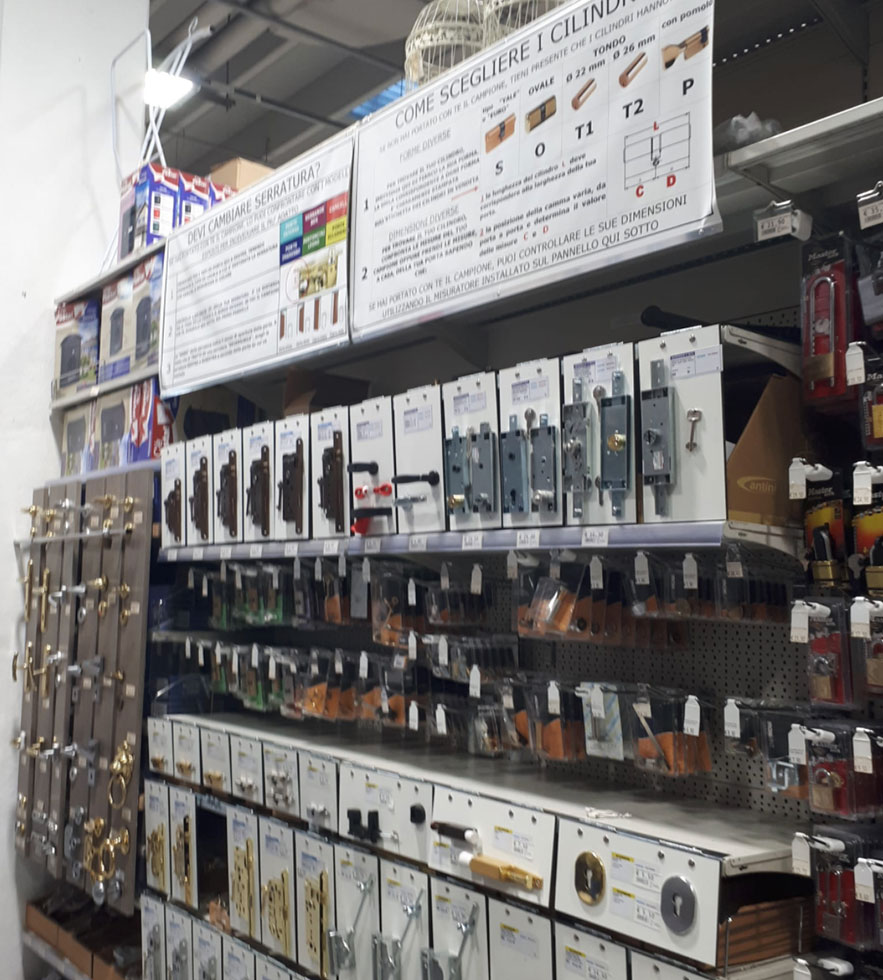 Brico io: negozi di Milano Bonola e Cantù