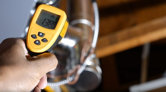 Safely Measure Surface Temperatures: Etekcity Lasergrip 800