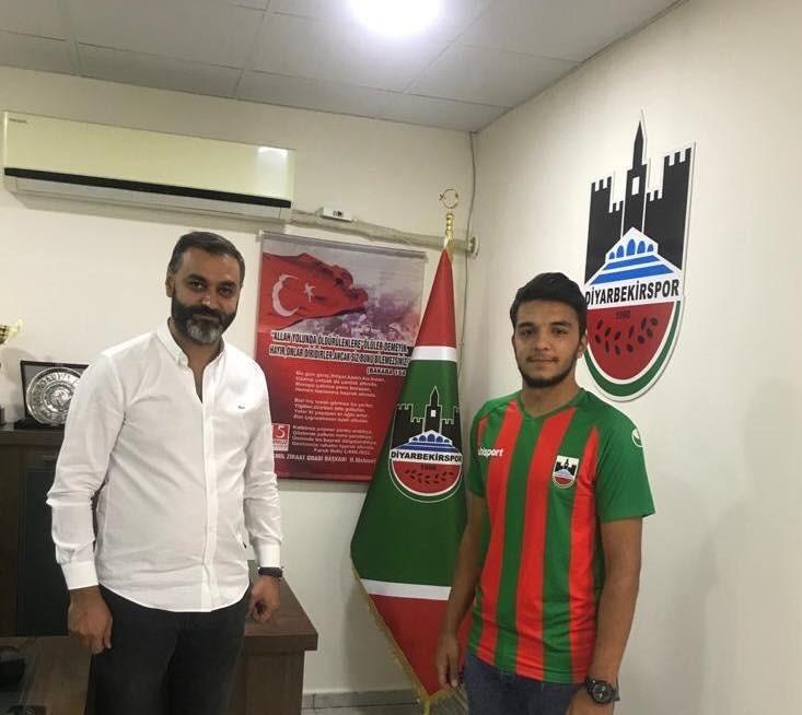 Diyarbekirspor, son güne 3 transfer sığdırdı