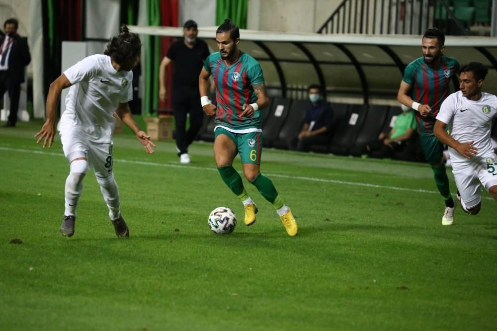 TFF 2. Lig: Amed Sportif: 2 – Şanlıurfaspor: 1