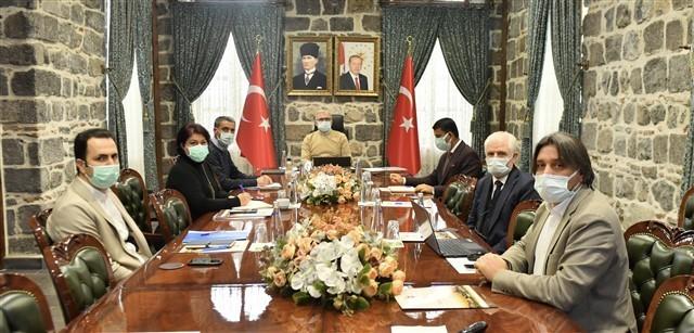 Diyarbakır'ın ulaşım ana planında sona yaklaşılıyor