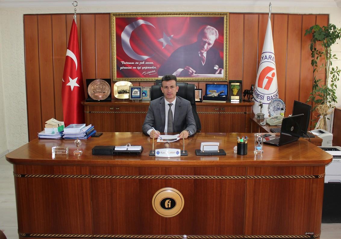 Diyarbakır Vergi Dairesi Başkanı Yaşar'dan borç yapılandırması açıklaması
