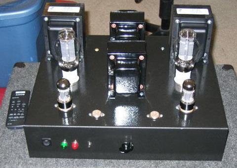 300b Single Ended Se Tube Amplifier Schematic 6sn7 Input