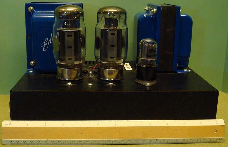 Kt120 Push Pull Tube Amplifier Schematic Oddwatt Audio Obho