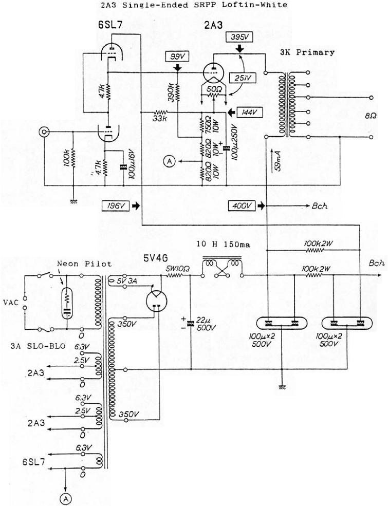 Want To Build A Set Amp