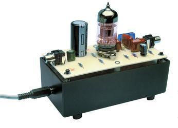 12ax7 Tube Valve Preamplifier Kit