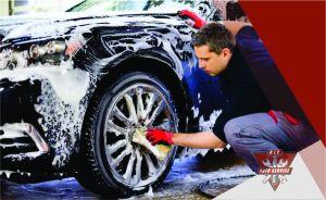 Cleaning Aluminium Wheels
