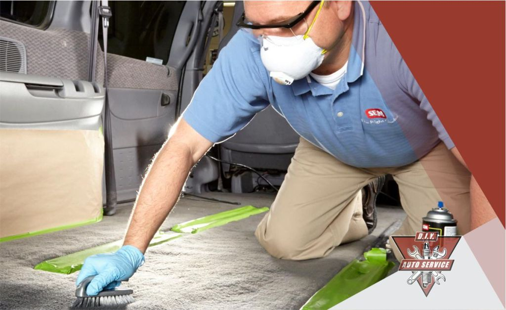 Remove Mold from Your Car